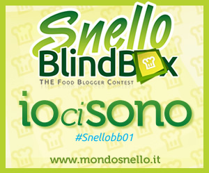 Snello BlindBox :: Io ci sono